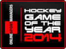 WebSim Hockey - Best Hockey Game of the Year 2012 and 2013
